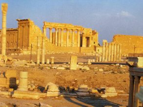 Palmyra, Baal