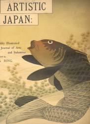 Artistic Japan cover