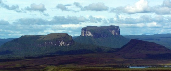 Tepui, Canaima National Park