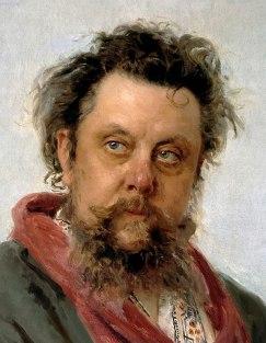 Mussorgsky - Repin