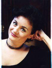 Portrait Halmai Katalin