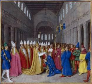 Sacre de Charlemagne