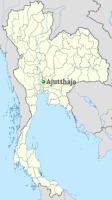 Ayutthaya localisation