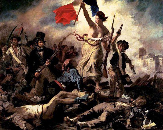 Delacroix: La Liberte