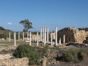 Gymnasion at Salamis
