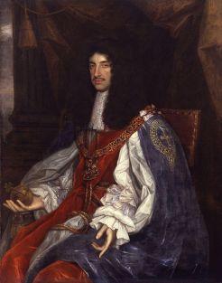King Charles II.