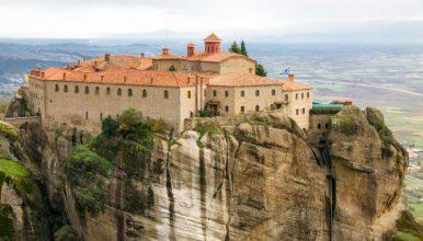 agios stephanos monastery, Thessalia