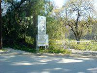 UN buffer zone at Nicosia