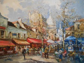 Place du Tertle, Paris