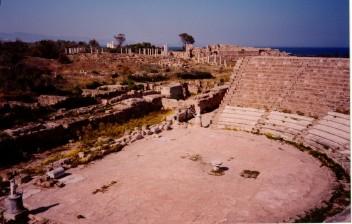 Theater, Salamis