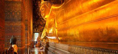 Wat Pho, Buddha, Bangkok