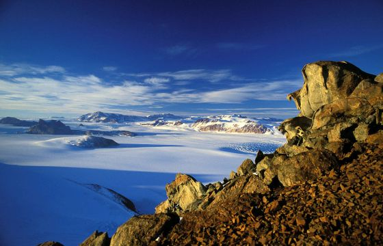 Transantarctic Mountain