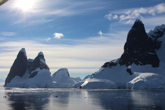 Le.Mair Channel, Antarctica