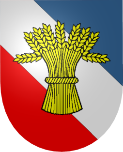The coat of arms of the Vasa family