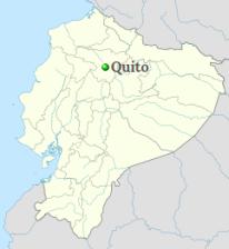 Quito localisation