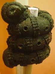 Igbo-Ukwu Bronze ornamental staff