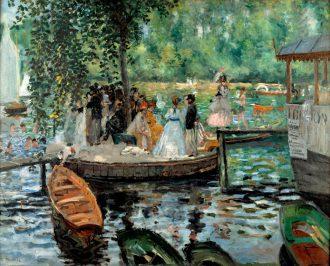 Auguste Renoir - La Grenouillère