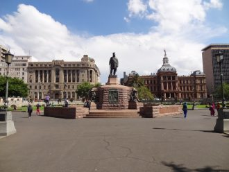 Church Square, Pretoria, South Africa