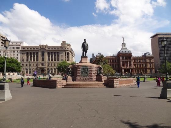 Church Square, Pretoria, South Africa