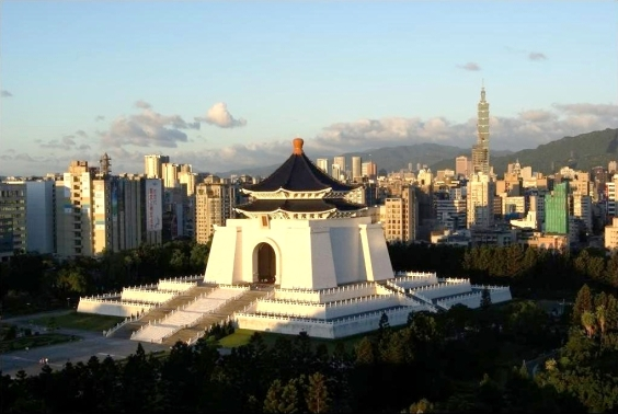 Chang Kai-sek Memorial Hall, Taipei
