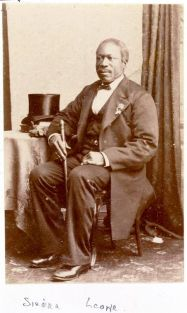 creole gentleman in Freetown