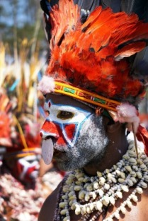 Mount Hagen destival, Papua New Guinea