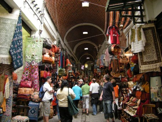 Souk of Tunis