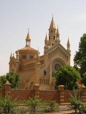 Metthew's Catholic Cathedral (Karthoum)