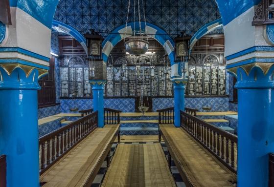 Synagogue El Ghriba, Tunisia