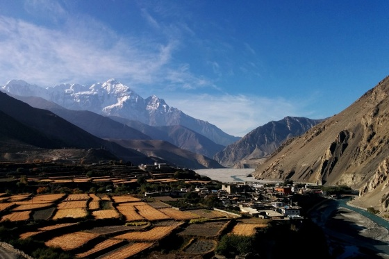 Kaligandaki Valley, Nepal