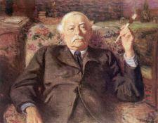 Iványi Grünwald Béla arckép