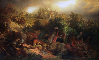 Battle of Mohacs.1526