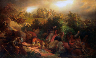 Battle of Mohacs.1526