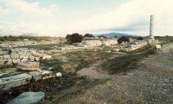 Heraion romjai