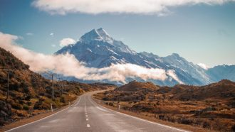 Mount Cook, New Zealand