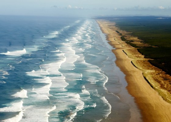 Ninety Mile Bech, New Zealand
