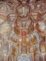 Palermo, Capella Palatina: fresco