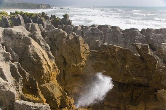 Pancake Rocks at Punakaiki