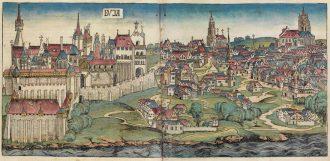 Buda a 15. században