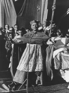 Mindszenty József hercegprímás 1948-ban