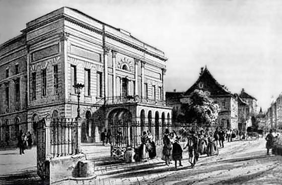 Pesti Magyar Színház 1837