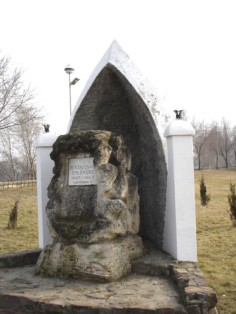 Battle of Senta, monument