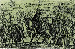 Istvan Bocskai and his hajdú Warriors