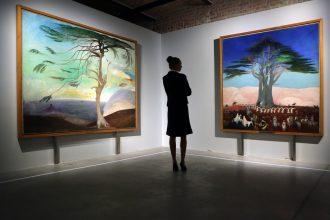 Csontváry Kosztka Tivadar exhibition