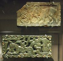 Chinese Jade Plaques