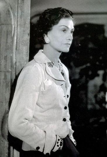 Coco Chanel by Boris Lepnitzki, 1937