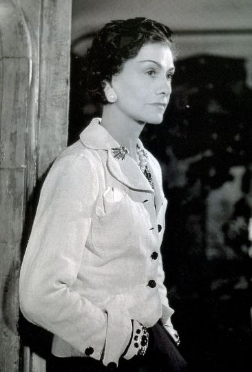 Coco Chanel by Boris Lepnitzki, 1937