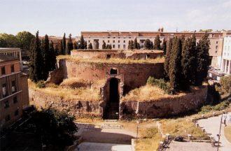Augustus mausoleum