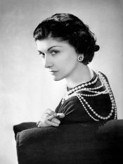 Portrait of Coco Chanel by Boris Lipnitzki – 1936