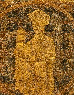 Portrayal og Gisela of Hungary
